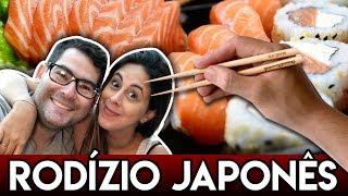 Comida Japonesa: como pedir? que é bom?! Tudo é cru?! | COMO PEDIR