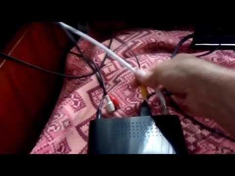 Подключаем ТВ приставку (DVB-T2) HDMI к VGA монитору