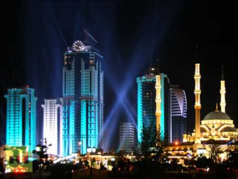 Welcome To Grozny - The Capital City Of Checheniya