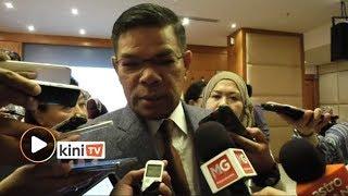 Zuraida wajar hormat keputusan biro politik PKR, tegur Saifuddin