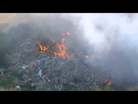 Tiranë, zjarr në Bathore, Kamëz dhe pranë spitalit Nr.5