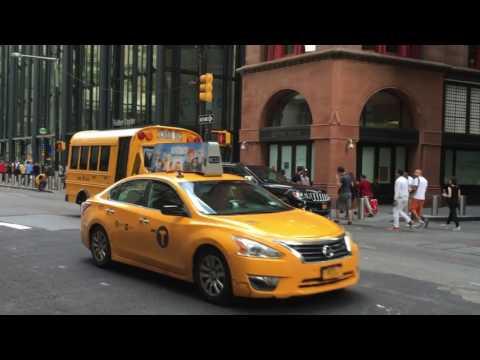 Broadway financial center
