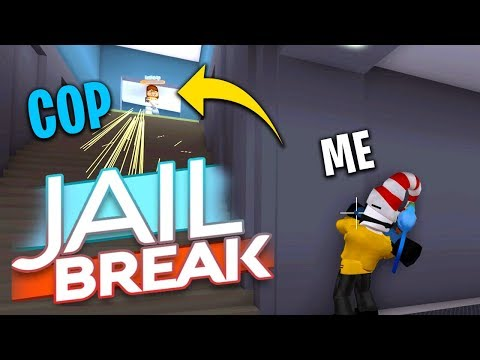 MOST INTENSE COP BATTLE IN ALL OF JAILBREAK