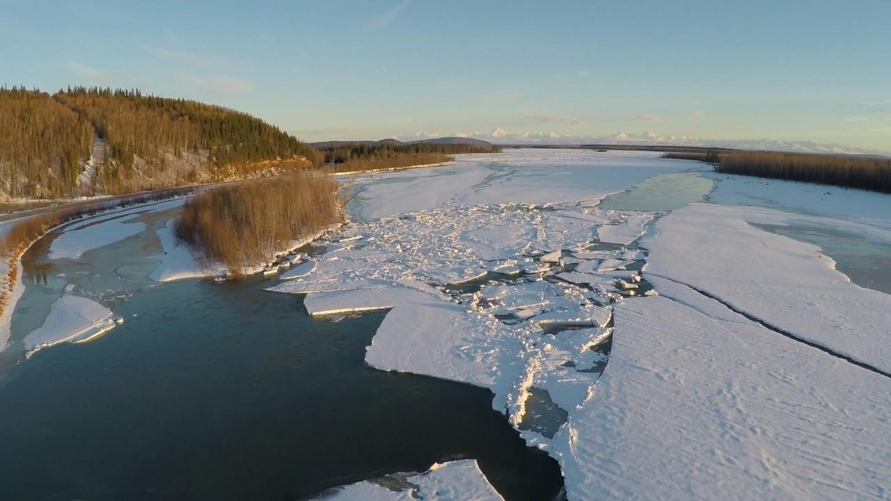 Alaska: Frühester Eisbruch seit 100 Jahren