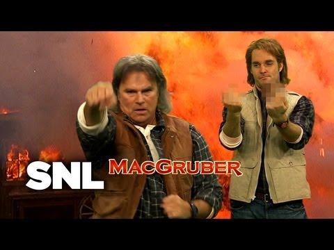 MacGruber with MacGyver - Saturday Night