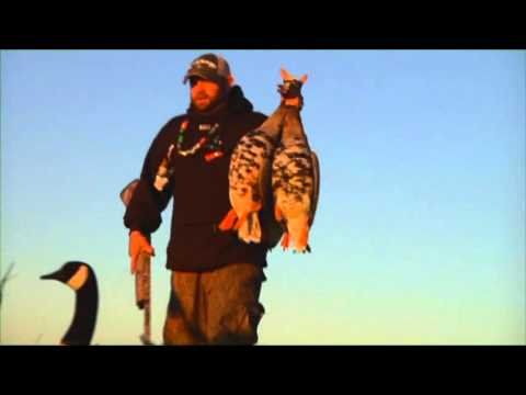 Goose Hunt in Saskatchewan, Canada - The Fowl Life s2e1 Full Episode