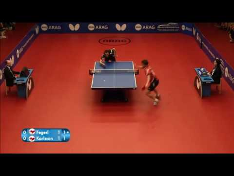 2018 Match de ping-pong le plus épique au monde - YouTube