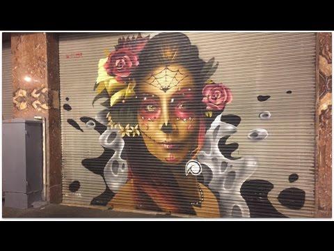 Mexico City Art Culture & Doorways ... Part 1