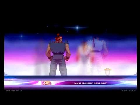 Mortal Kombat VS Street Fighter Episodes 2 And 3