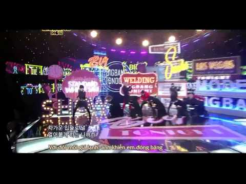 [Vietsub] Tonight - Big Bang live the big sh0w {bbgs2bbx}