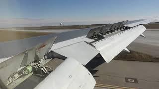 Air Canada 767 Landing Calgary