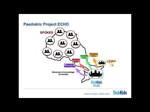 Paediatric Project ECHO