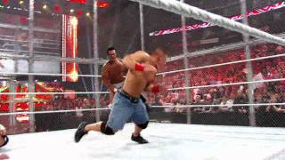 WWE Hell in a Cell: WWE Championship Triple Threat Match - Tonight