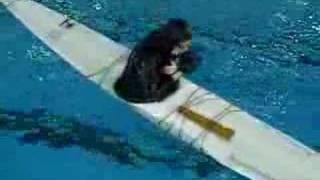 Greenland Style Kayak Rolling - Layback Rolls W/o Paddle 2
