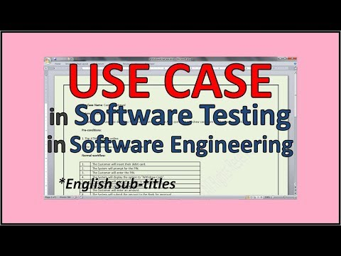Use Case Testing Test Design Technique Video Lecture Other Providers