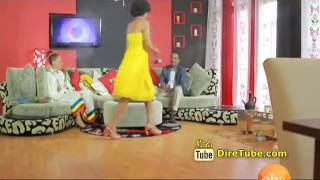 Gabriela Girma WITH Jossy in Z House Show  | EBS