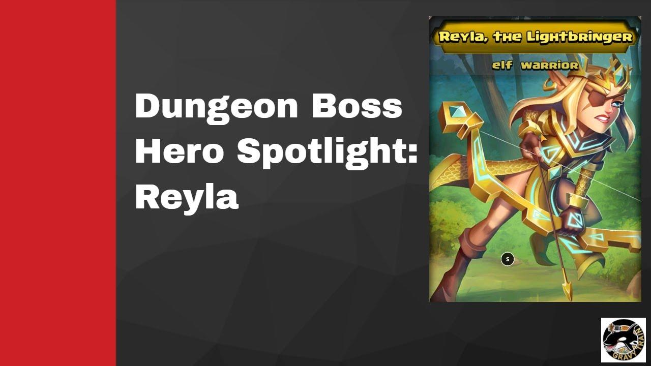 dungeon boss new hero