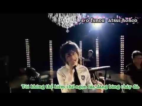 [Vietsub] Supernova - TETRA FANG (Kamen Rider Kiva OST)