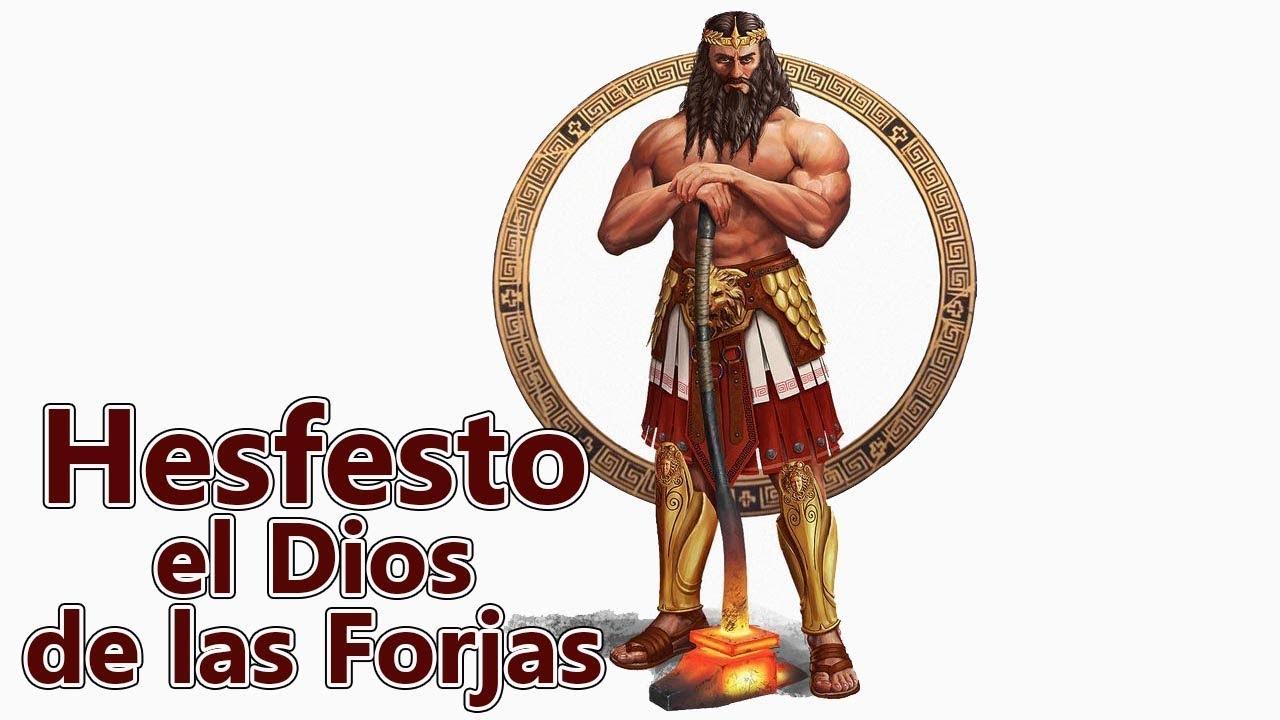 Hefesto: el Dios de las Forjas - Mitología Griega #02 - Mira la Historia