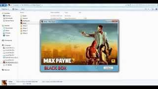 How to install max payne 3 blackbox + proof (black screen + bsod + sign in and every fix)