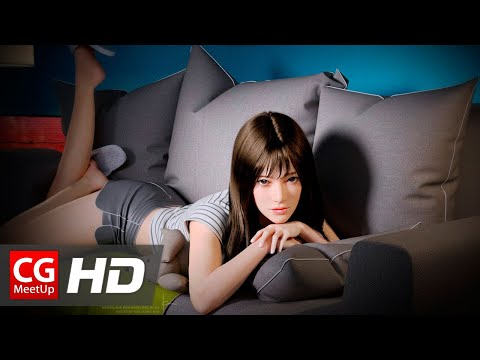 "CGI 3D Showreel HD ""Marvelous Designer 5 Showreel"" 