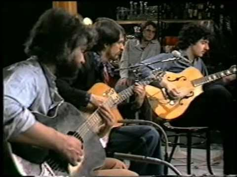 String Jazz Quintett: Georgia on my mind, live on Swiss TV 1979