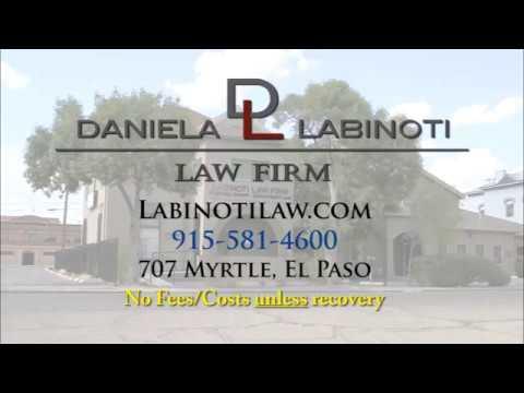 Personal Injury Attorney El Paso TX