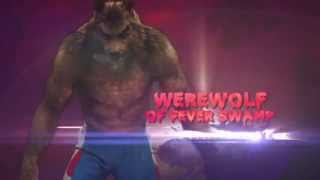 Werewolf of Fever Swamp - Gåsehud (Goosebumps)
