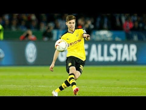 Julian Weigl ● Tricks & Goals ● Assists ● Borussia Dortmund