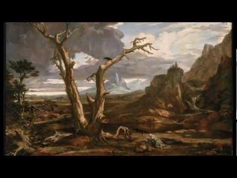 Allston, Elijah in the Desert