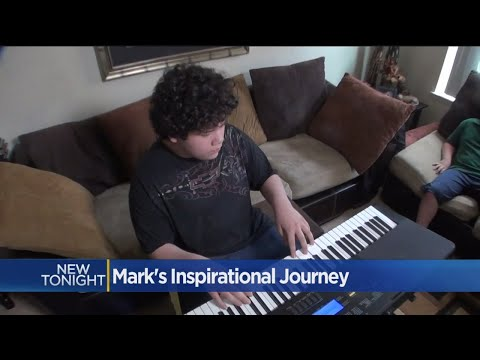 Autistic Teen's Musical Talent On Display At Sacramento Fashion Show