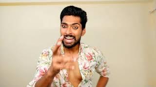 Audition for ' negative Charecter Munna ' skand Kumar