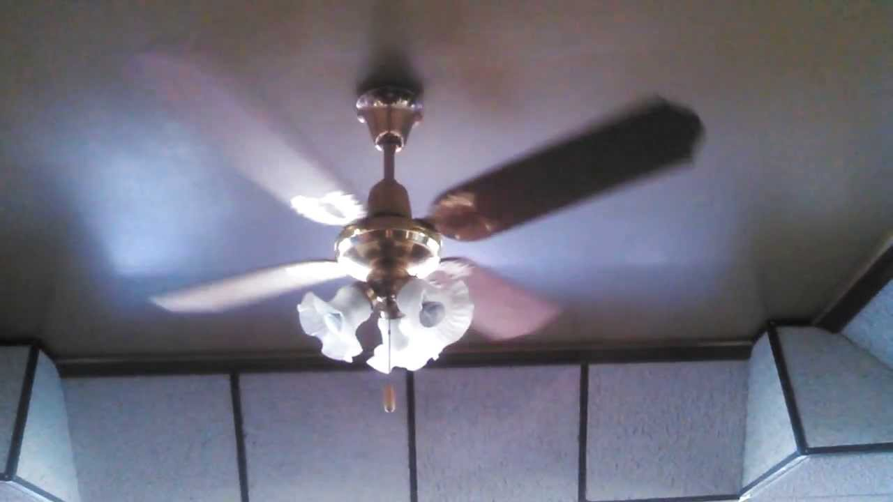 Video tour of ceiling fans installed in 12 wings complete daytime video tour of ceiling fans installed in 12 wings complete daytime tour new high quality youtube mozeypictures Choice Image