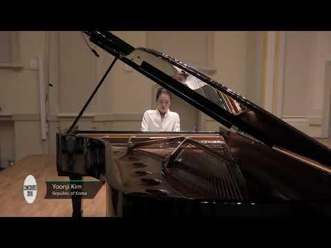 Yoonji KIM - Concours Géza Anda 2018 Recitals