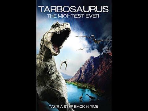สารคดีไดโนเสาร์ ทาร์โบซอรัสเจ้าแห่งไดโนเสาร์