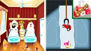 Dr. Panda Szpital dla zwierząt - Niedźwiedź polarny pożarł auto!