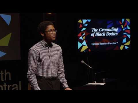 Mental health within the black community | Davonte Sanders-Funches | TEDxNorthCentralCollege