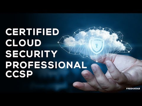 Certified Cloud Security Professional (CCSP) | Eng-Mohamed Atef