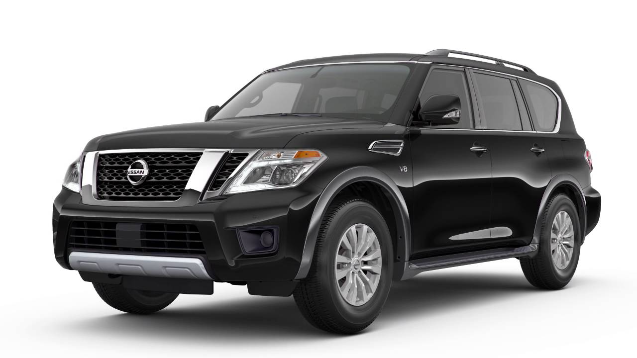 2017 nissan armada remote engine start if so equipped. Black Bedroom Furniture Sets. Home Design Ideas