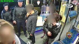 Пьяный москвич избил беременную мусульманку
