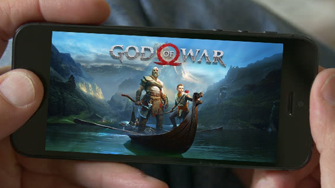 How To Play God Of War 4 on Android No Root 2017