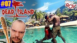 DEAD ISLAND Parte 07 - ONDE ESTÃO OS BARES? - Xbox 360 1080p