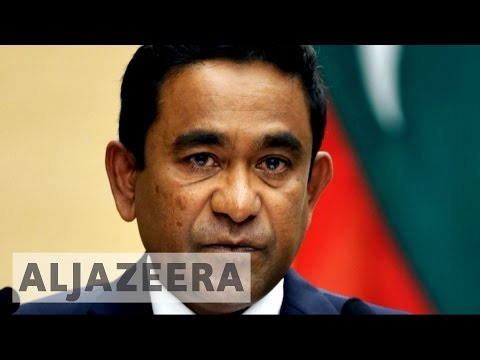 Al Jazeera uncovers evidence of corruption in the Maldives