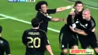 Ai Se Eu Te Pego - Cristiano Ronaldo y Marcelo