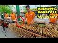 KIDUNG WAHYU KOLOSEBO Versi Angklung Carehal   Adem Syahdu Bikin Merinding (Angklung Malioboro)