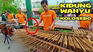 Download lagu KIDUNG WAHYU KOLOSEBO Versi Angklung Carehal - Adem Syahdu Bikin Merinding (Angklung Malioboro)