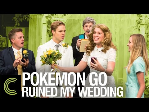 Pokmon Go Ruined My Wedding
