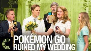 Pokémon Go Ruined My Wedding
