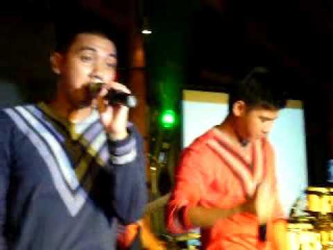 D' Inspiration + Lagu Untuk Riri - RAN live @ Bogey's Teras Hyatt Yogyakarta