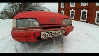 Автомобиль за 25 тысяч! Ford Sierra#0-Трейлер.